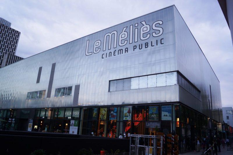 Cinéma Le Mélies à GRENOBLE 38000 - Création d'un complexe de 3 salles de cinéma, un espace jeunes et des locaux annexes