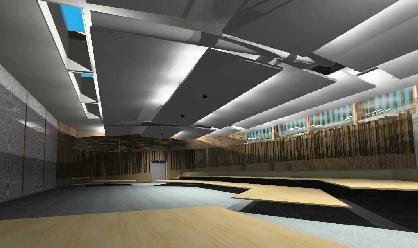 Ecole de musique à ST JEAN DE MAURIENNE 73300 - Rénovation de locaux existants et création d'un bâtiment neuf